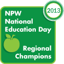 OCCAPA Named 2013 NPW National Education Day Regional Champion
