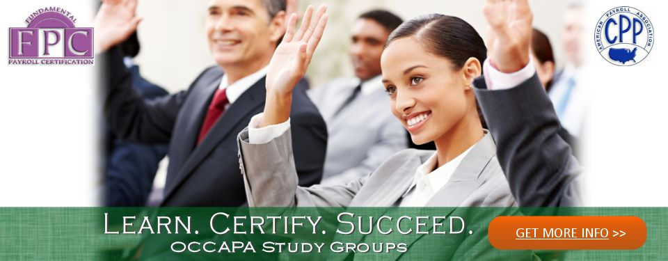 Learn and Succeed with the OCCAPA